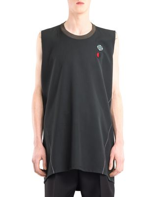 LANVIN LONG T-SHIRT Polos & T-Shirts U f