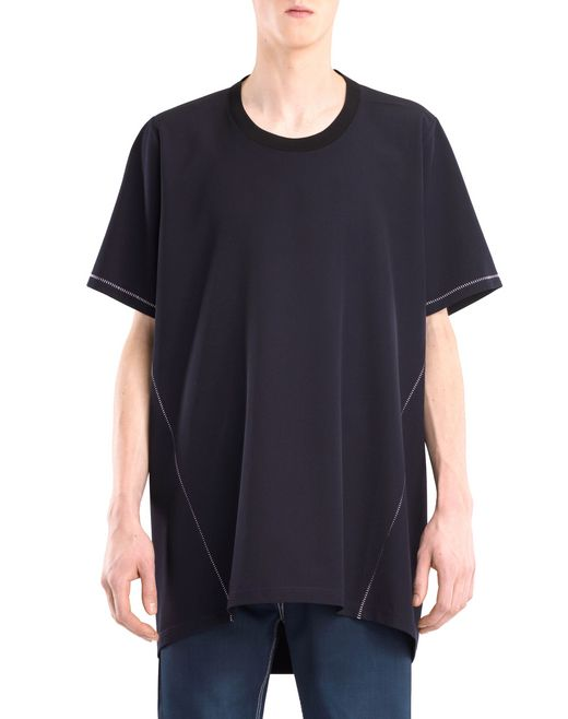lanvin long t-shirt men