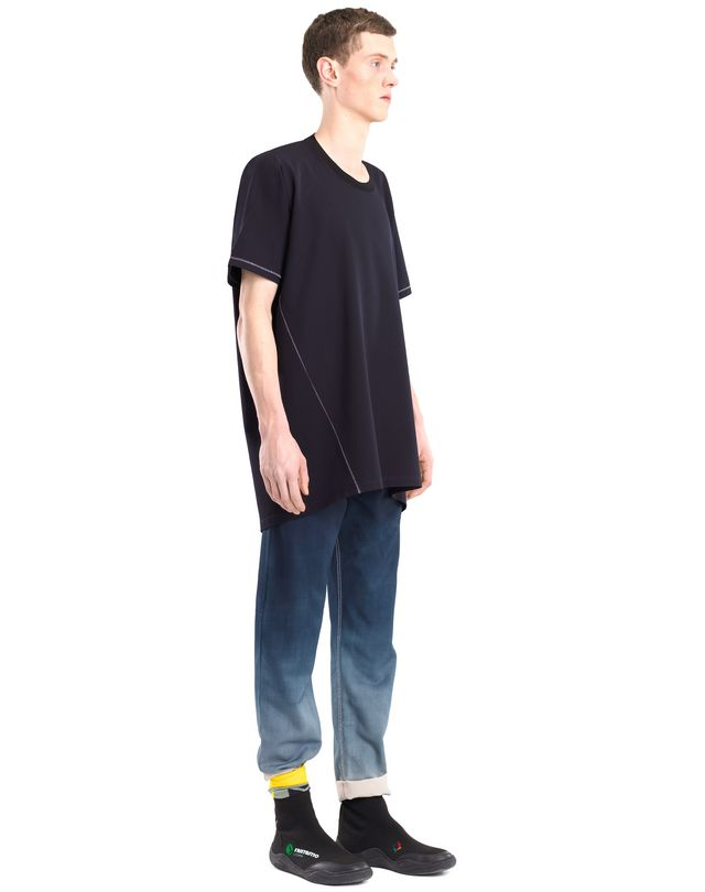 LANVIN LONG T-SHIRT Polos & T-Shirts U e