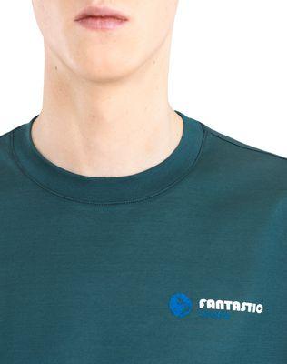 """LANVIN """"FANTASTIC UTOPIA"""" T-SHIRT Polos & T-Shirts U a"""