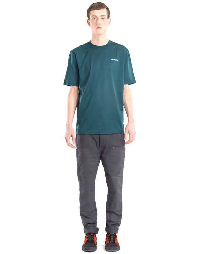 "LANVIN ""FANTASTIC UTOPIA"" T-SHIRT Polos & T-Shirts U r"