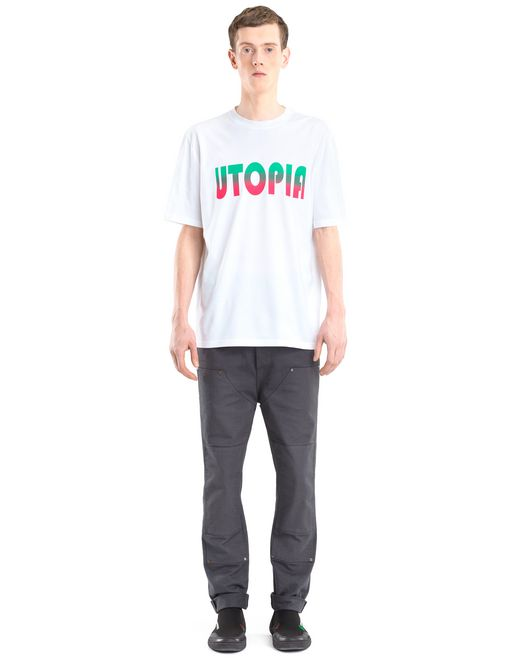 "lanvin ""utopia"" t-shirt men"