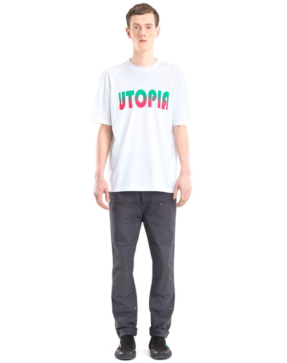 """UTOPIA"" T-SHIRT - Lanvin"