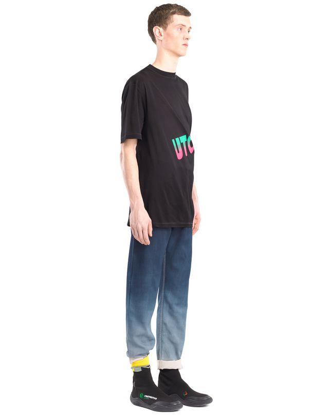 """LANVIN ツイステッド """"UTOPIA"""" Tシャツ ポロ&Tシャツ U e"""