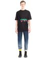 "LANVIN Polos & T-Shirts Man TWISTED ""UTOPIA"" T-SHIRT f"