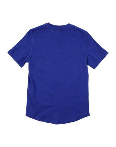 Фото 2 - Футболку синего цвета