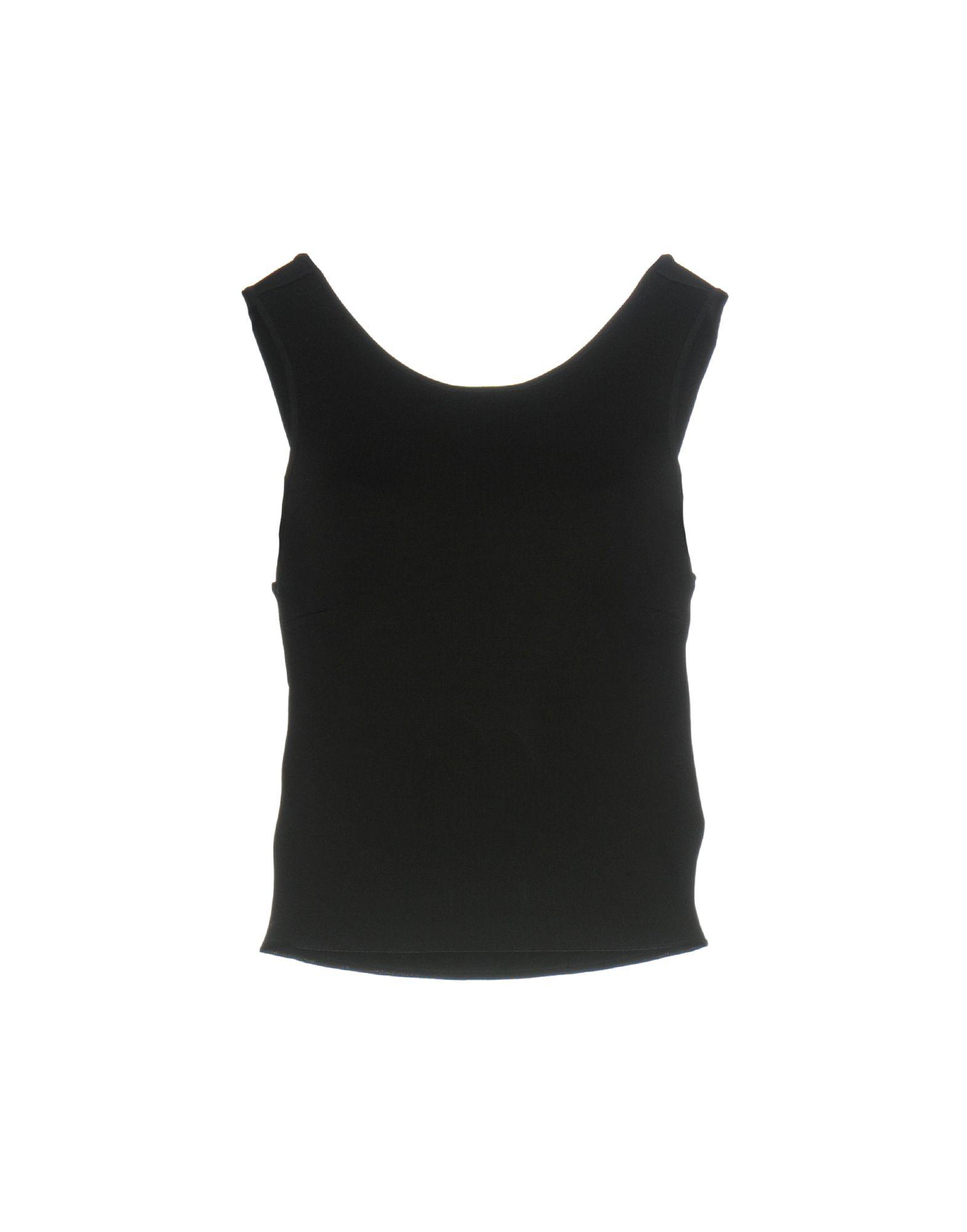 ISSA Топ без рукавов issa футболка