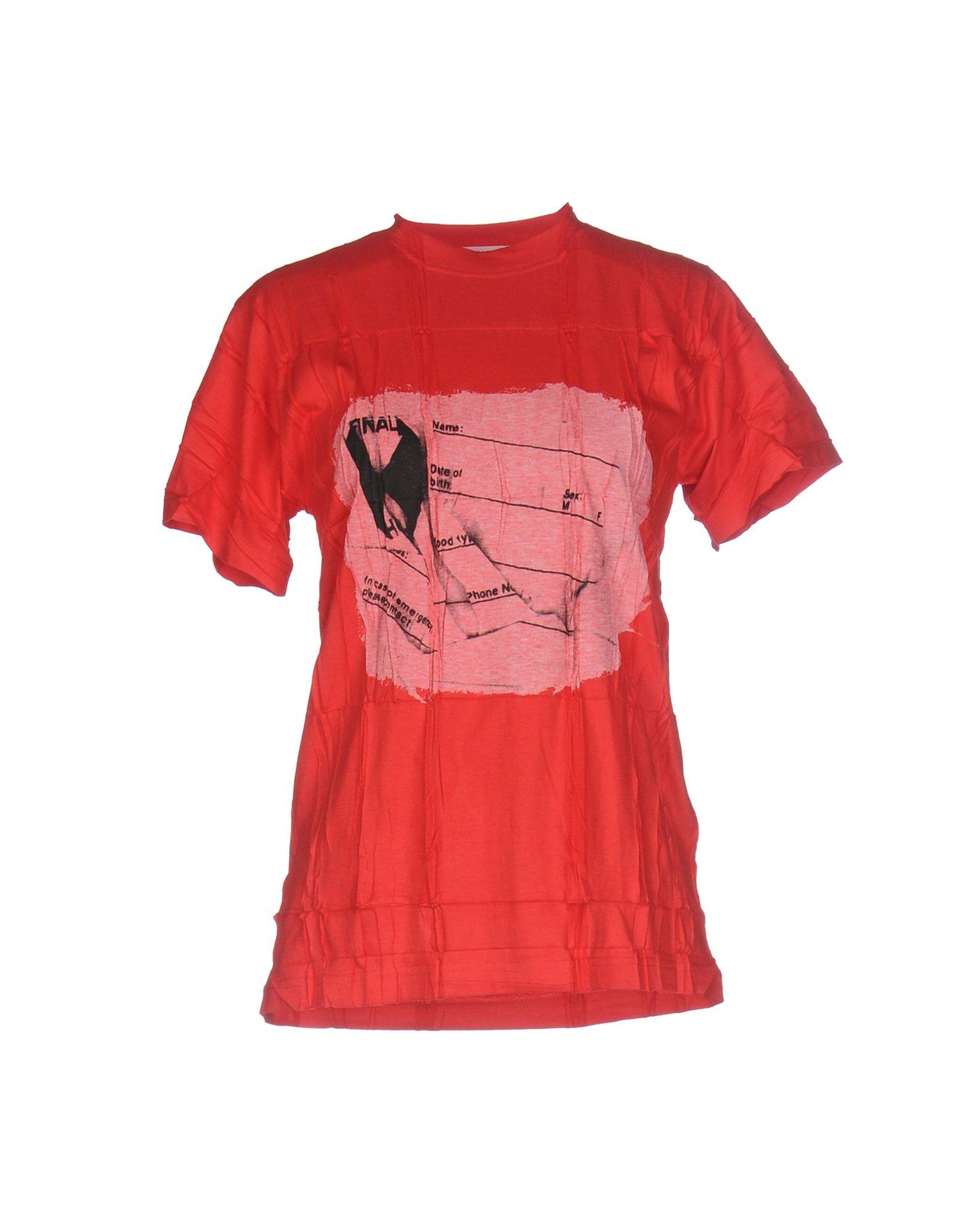 FINAL HOME T-shirts
