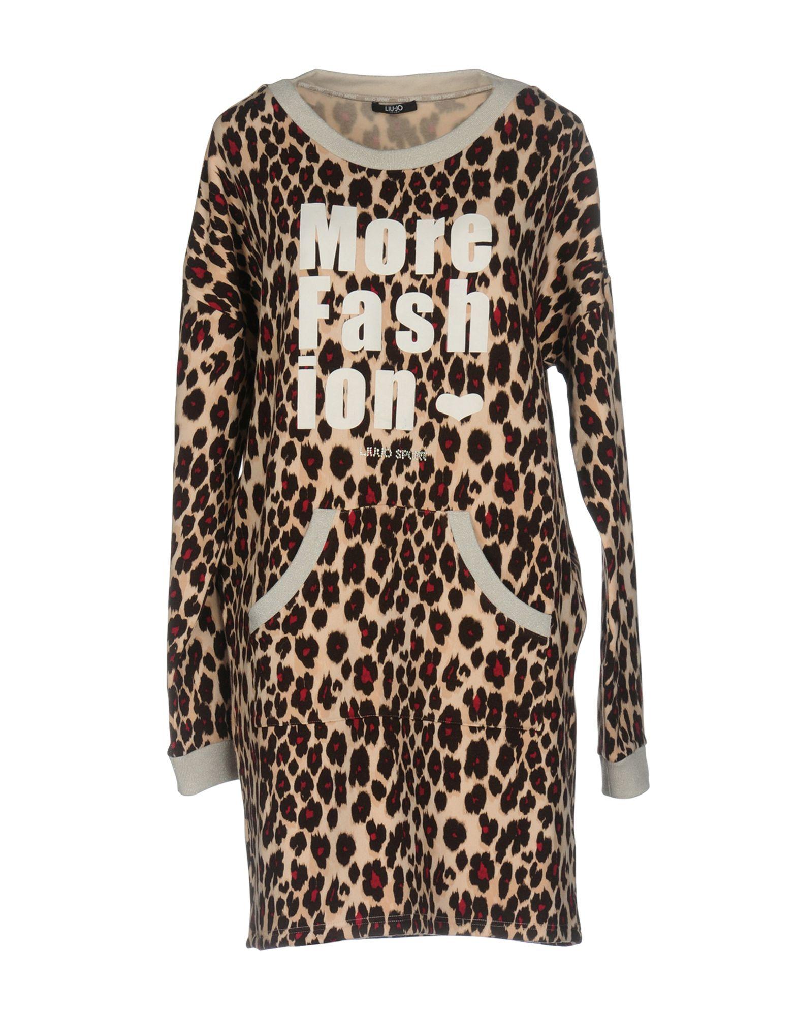 LIU •JO SPORT Короткое платье платье liu jo c18216j1714 22222