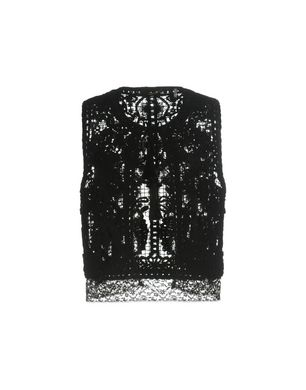 KOBI HALPERIN Damen Top Farbe Schwarz Größe 3