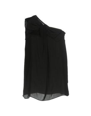 PINKO Damen Top Farbe Schwarz Größe 4