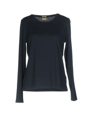 MASSIMO ALBA Damen T-shirts Farbe Dunkelblau Größe 6