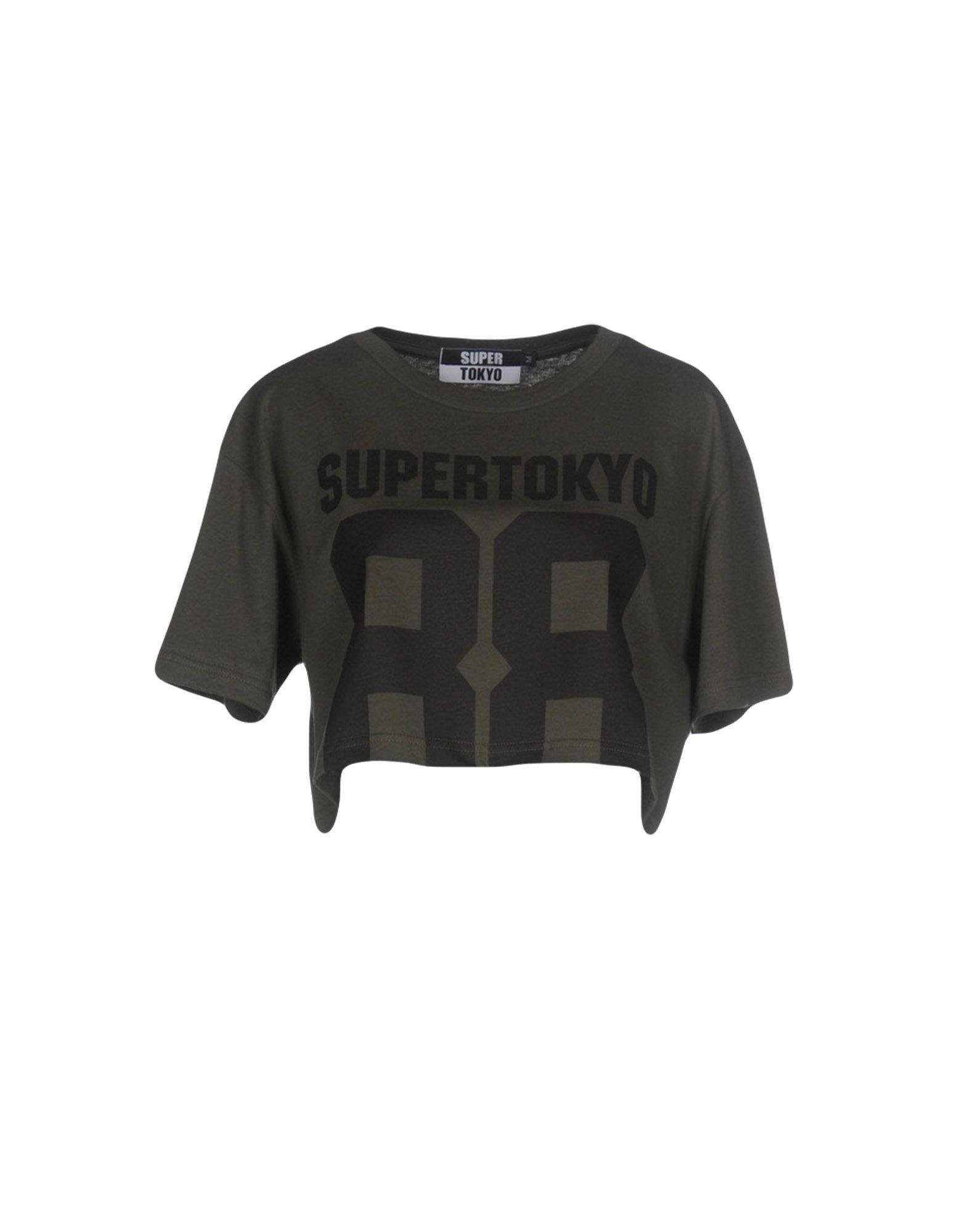 STK SUPERTOKYO Футболка