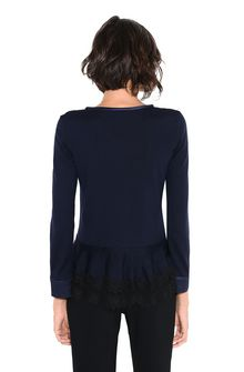 ALBERTA FERRETTI GEOMETRIC TOP Sweater Woman d