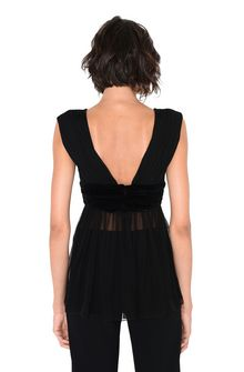 ALBERTA FERRETTI ROMANTIC TOP TOPWEAR Woman d