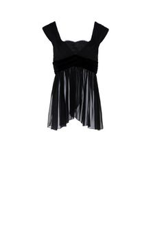 ALBERTA FERRETTI ROMANTIC TOP TOPWEAR Woman e