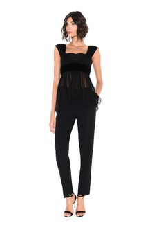 ALBERTA FERRETTI ROMANTIC TOP TOPWEAR Woman f