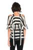 ALBERTA FERRETTI Striped blouse Blouse Woman d