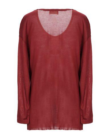 Фото 2 - Женскую футболку  кирпично-красного цвета