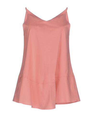 Купить Топ без рукавов розового цвета