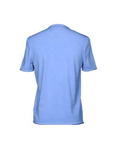 Фото 2 - Женскую футболку GRAN SASSO лазурного цвета