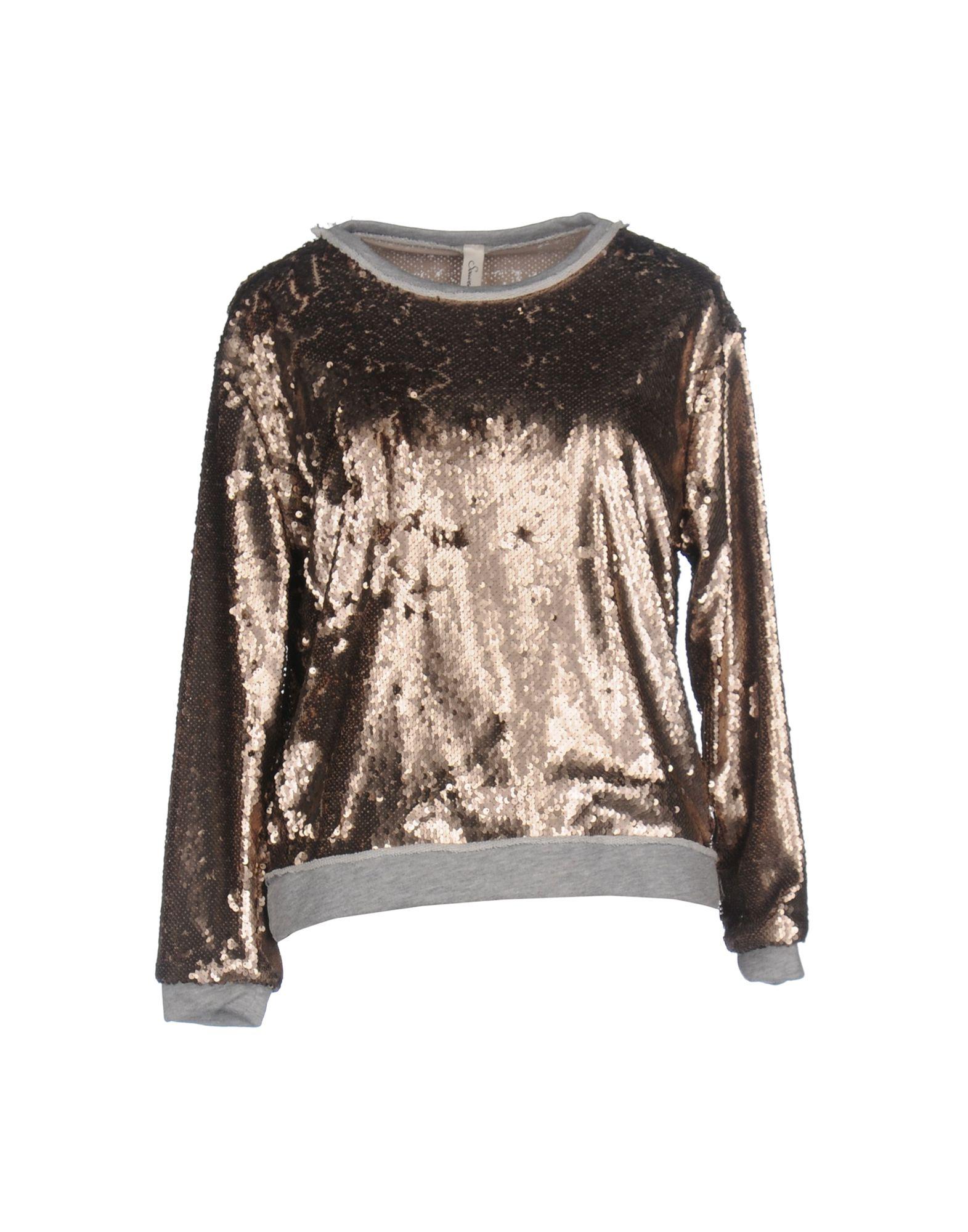 SOUVENIR Damen Sweatshirt Farbe Bronze Größe 5 jetztbilligerkaufen