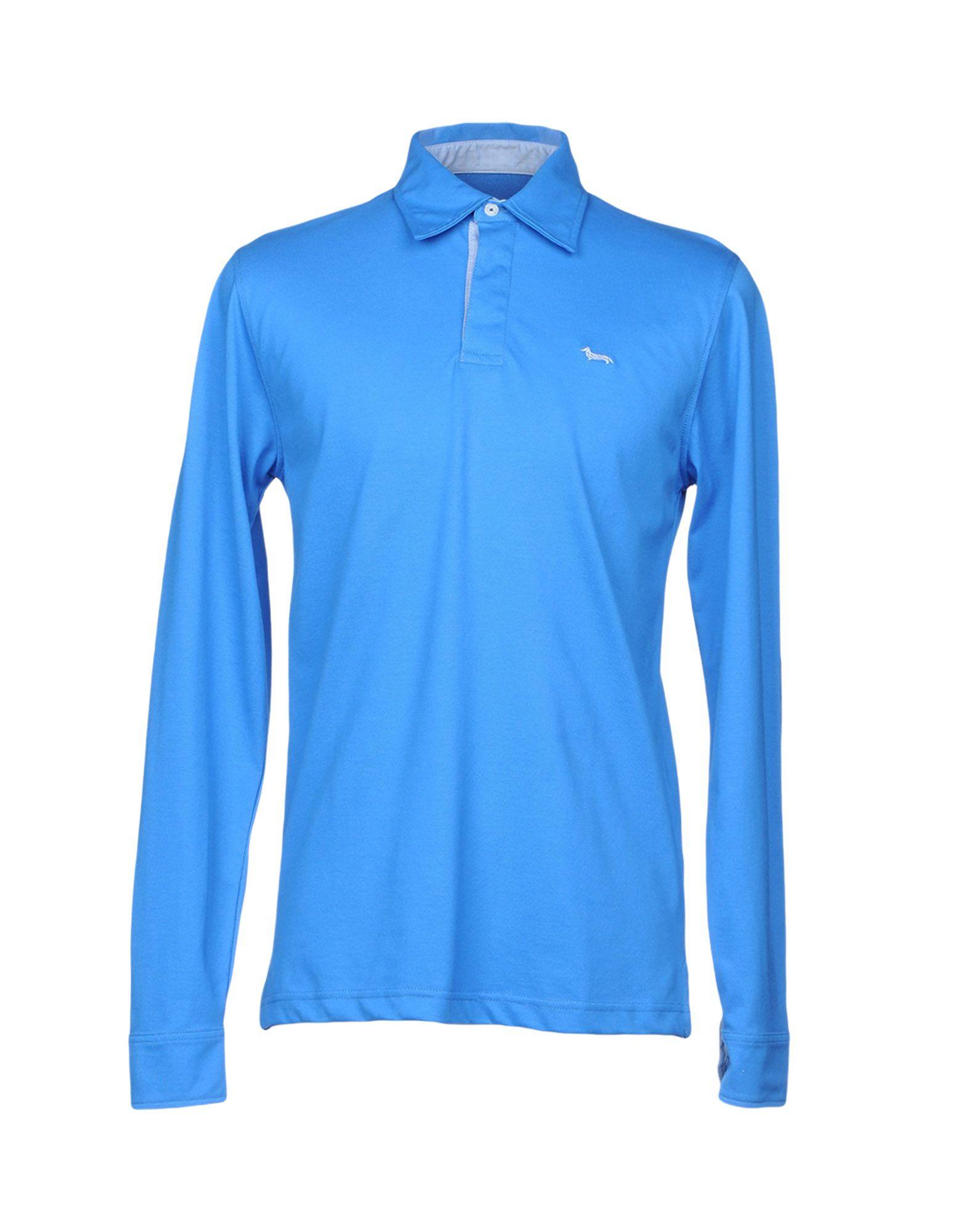HARMONT&BLAINE Herren Poloshirt Farbe Blau Größe 9 jetztbilligerkaufen