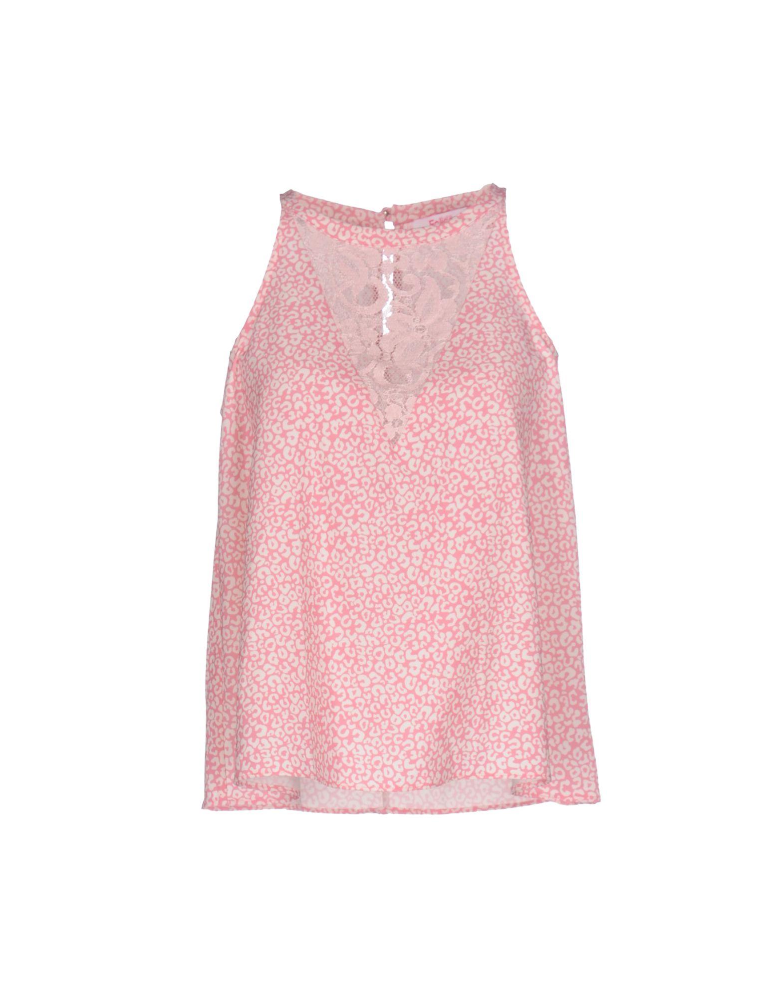 BLUGIRL FOLIES Damen Top Farbe Rosa Größe 7 jetztbilligerkaufen