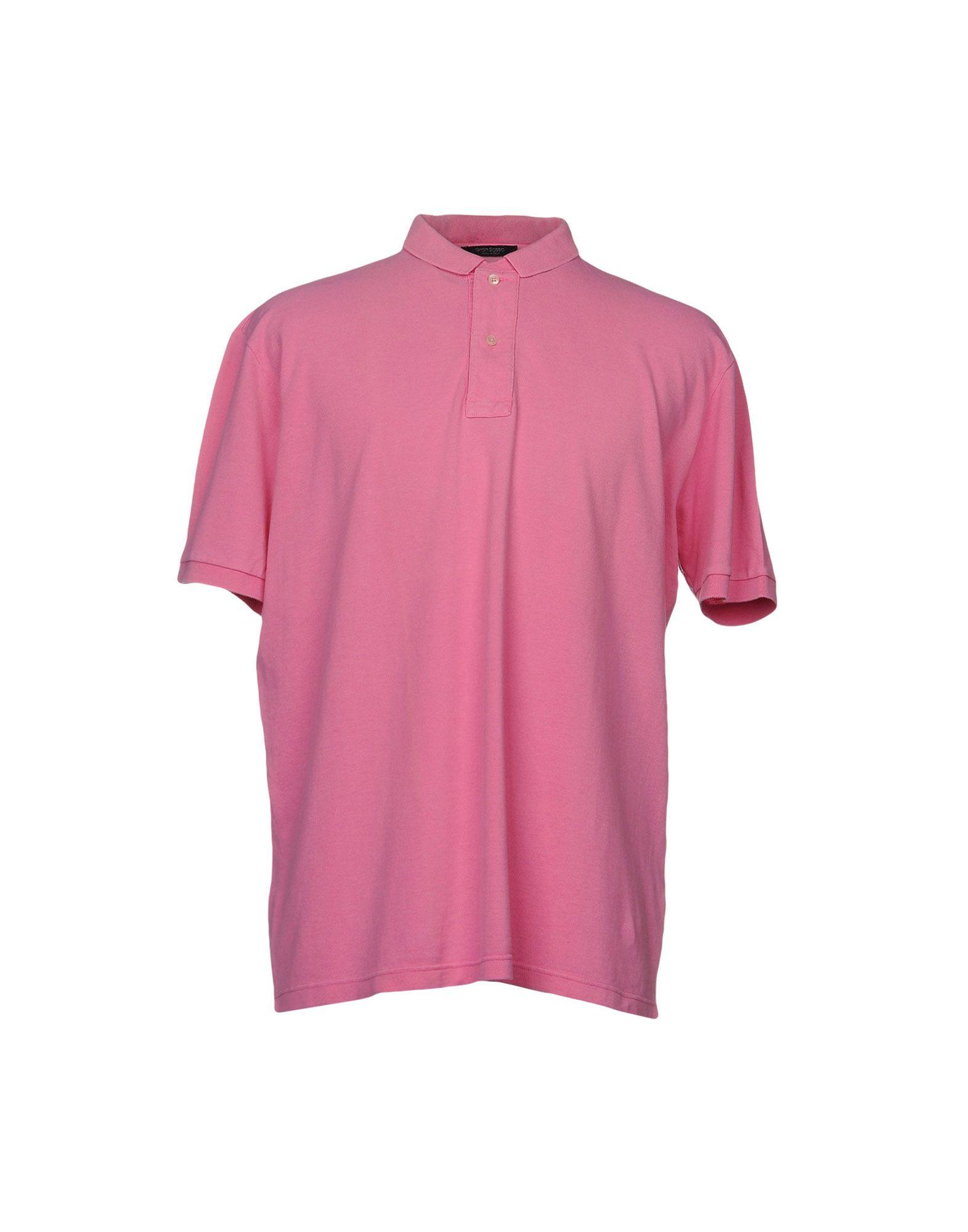 GRAN SASSO Herren Poloshirt Farbe Rosa Größe 9 jetztbilligerkaufen