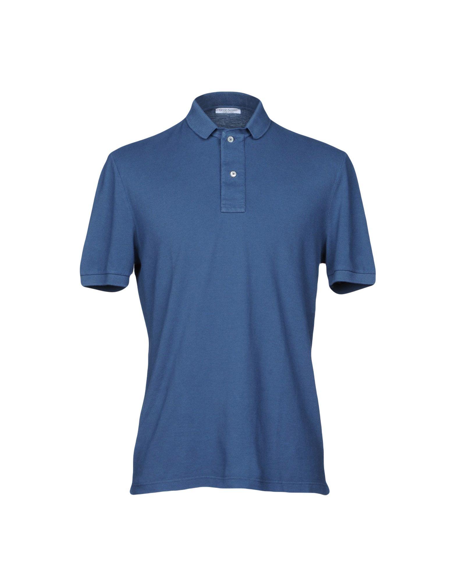 GRAN SASSO Herren Poloshirt Farbe Dunkelblau Größe 4 jetztbilligerkaufen