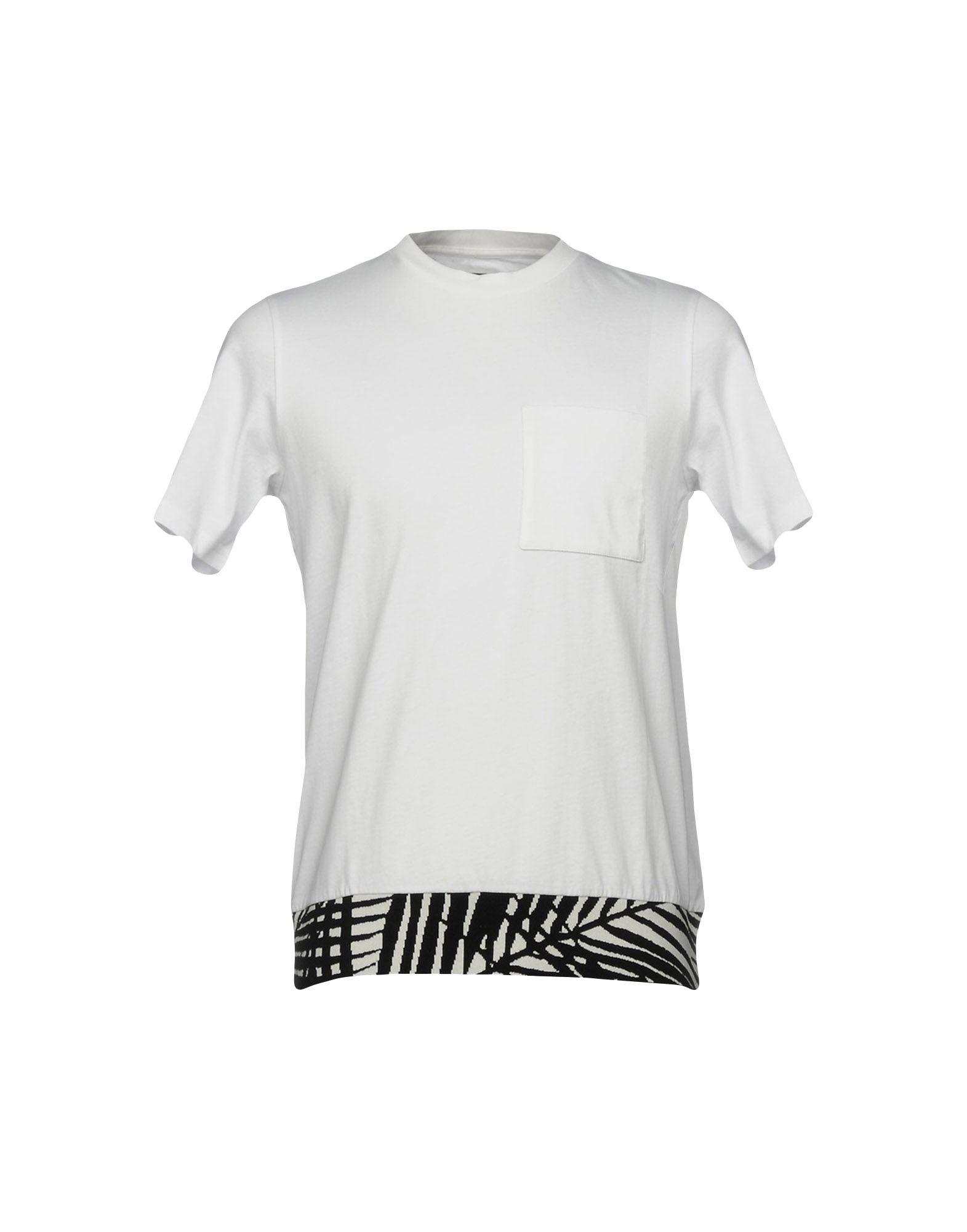OAMC Herren T-shirts Farbe Elfenbein Größe 4 jetztbilligerkaufen
