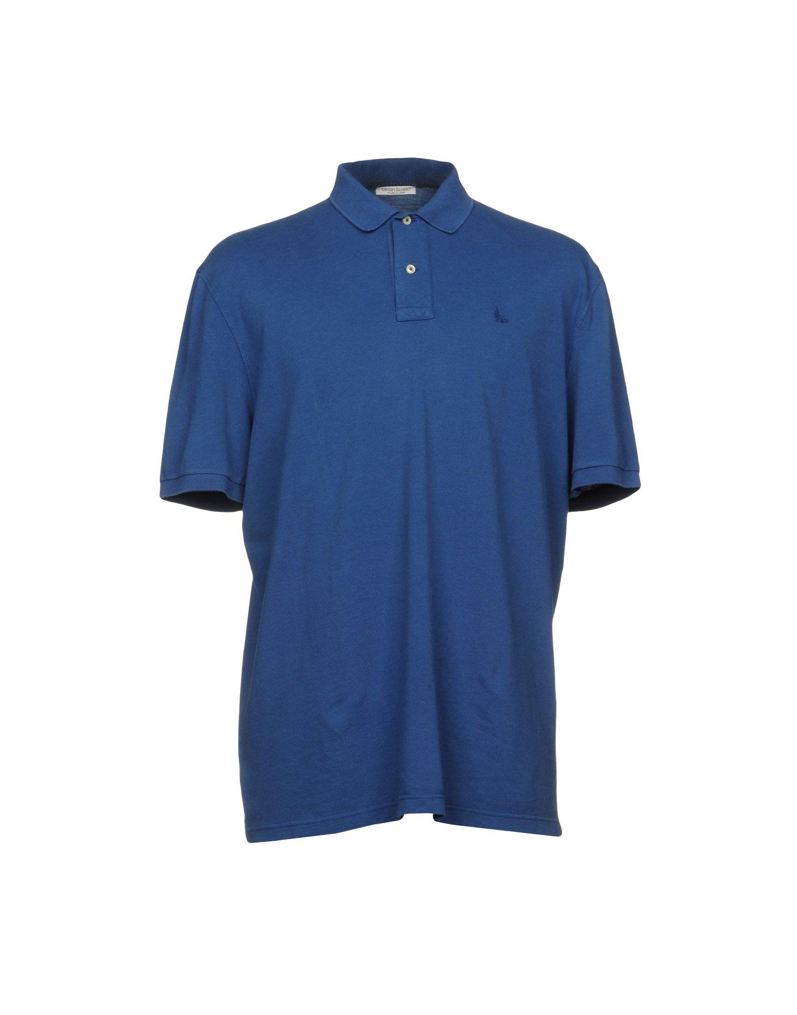GRAN SASSO Herren Poloshirt Farbe Dunkelblau Größe 7 jetztbilligerkaufen