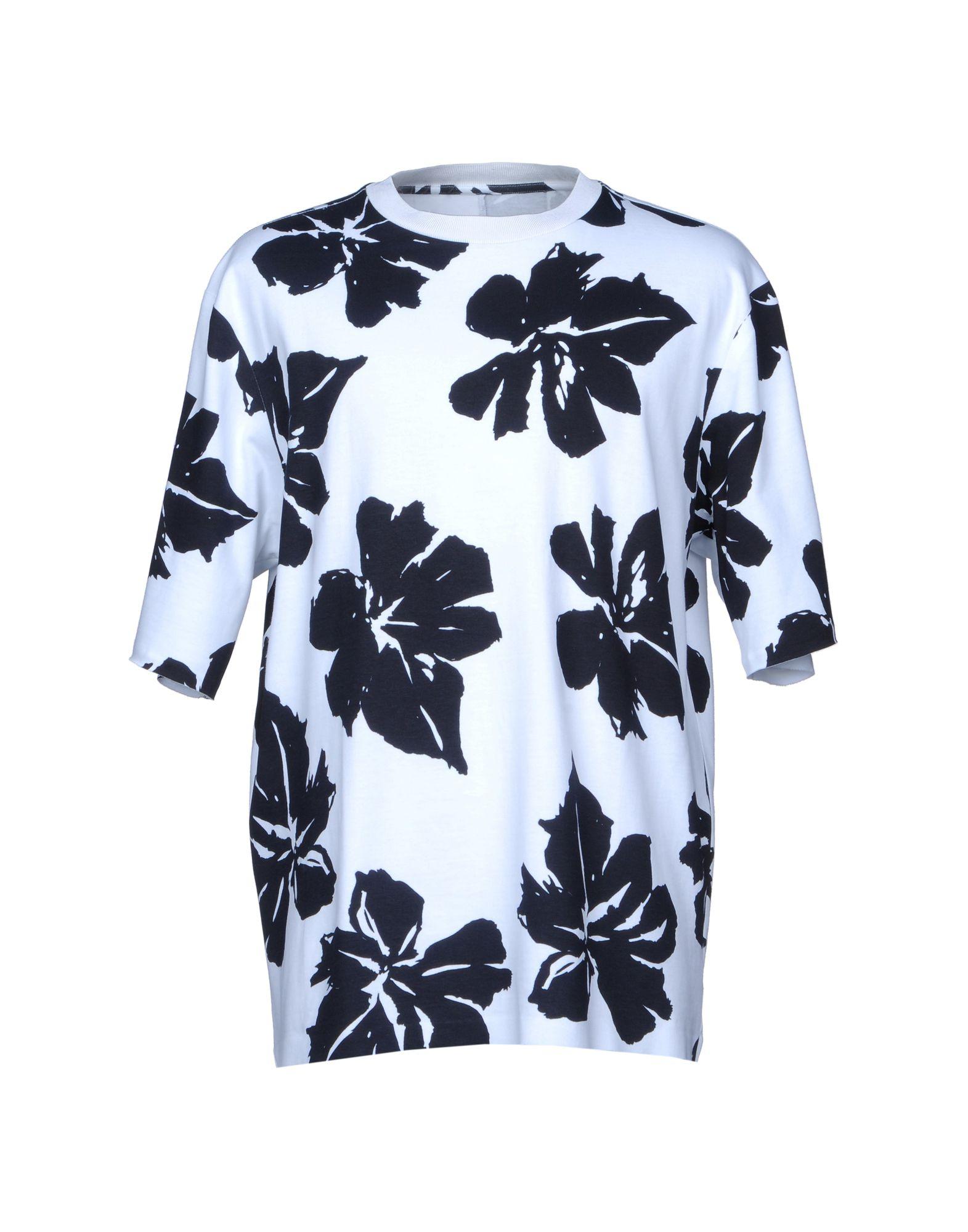 OAMC Herren T-shirts Farbe Weiß Größe 6 jetztbilligerkaufen