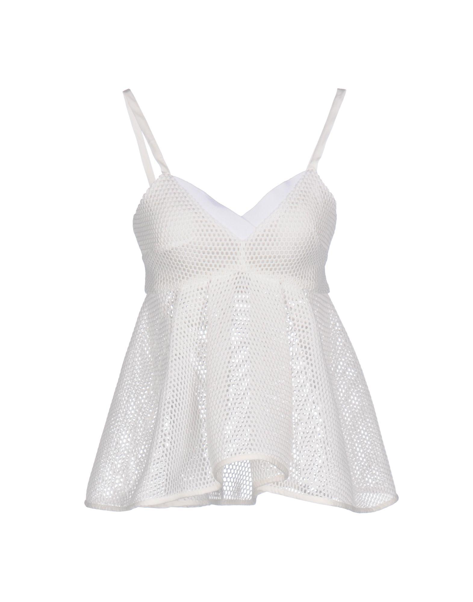 CO|TE Damen Top Farbe Weiß Größe 3 jetztbilligerkaufen
