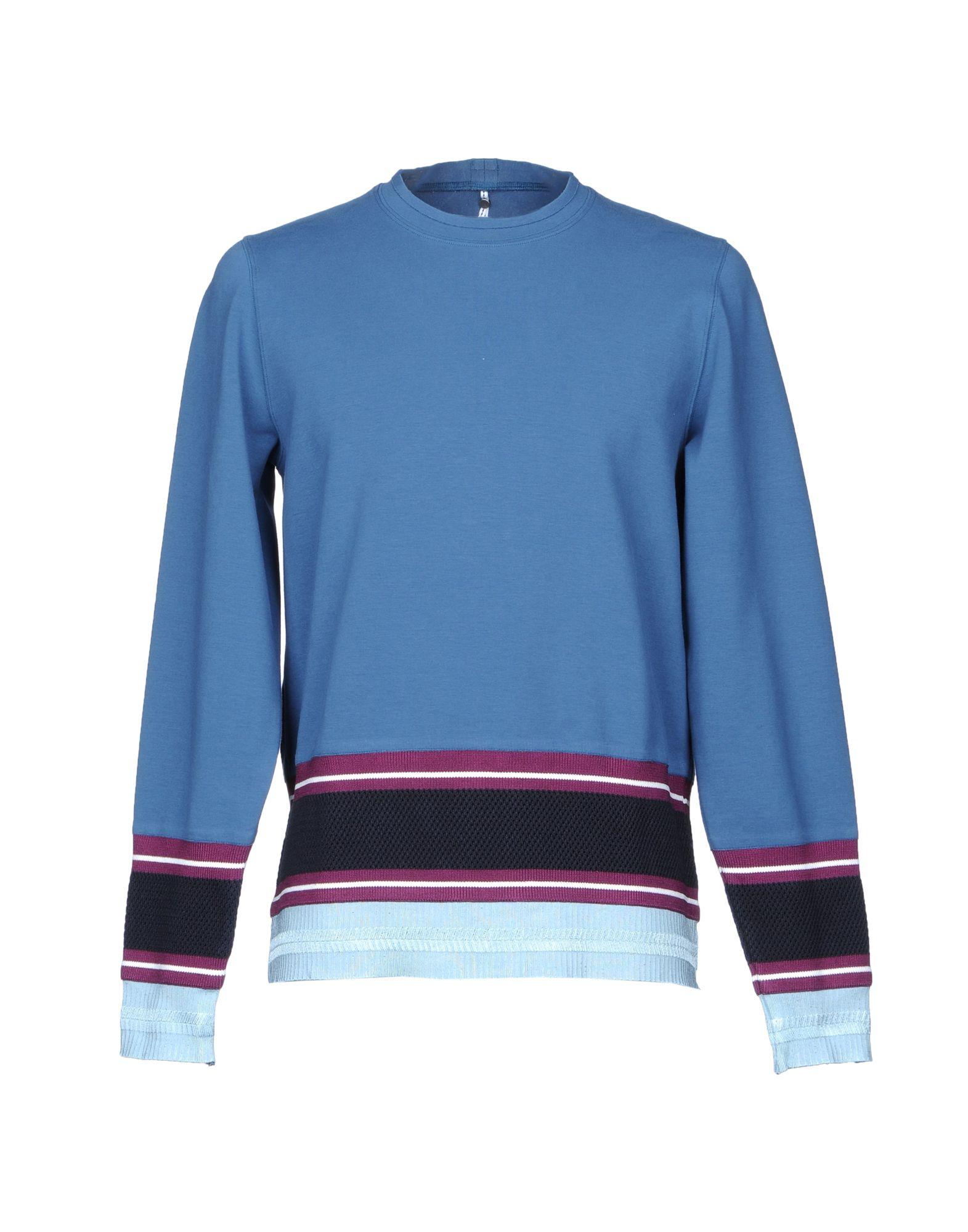 OAMC Herren Sweatshirt Farbe Taubenblau Größe 7 jetztbilligerkaufen