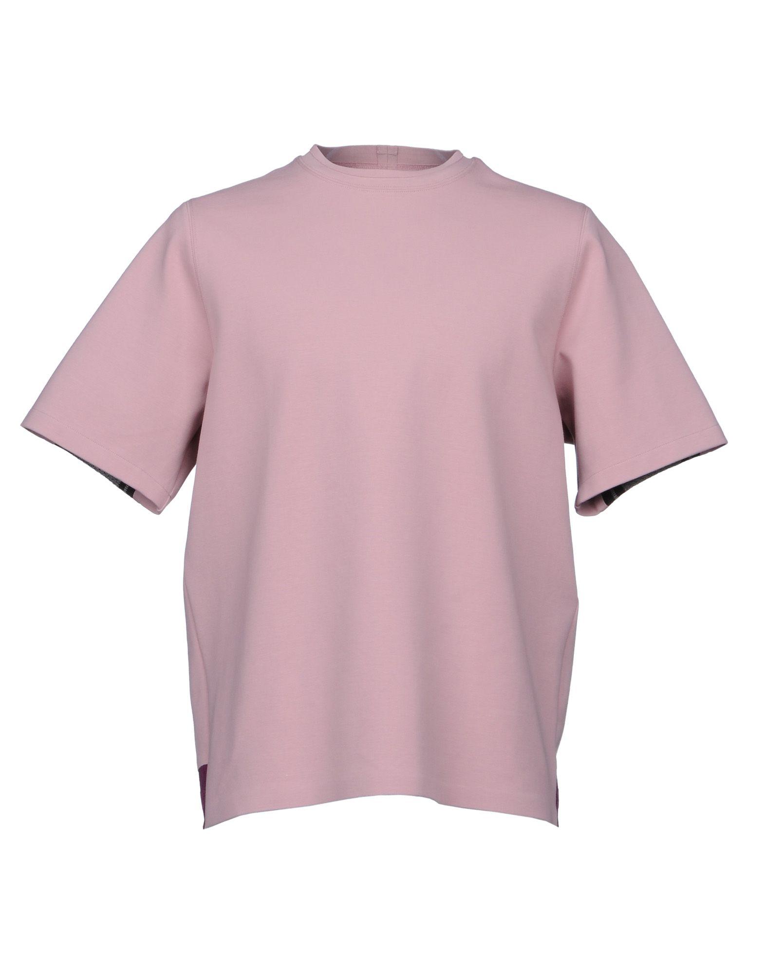 OAMC Herren T-shirts Farbe Hellrosa Größe 3