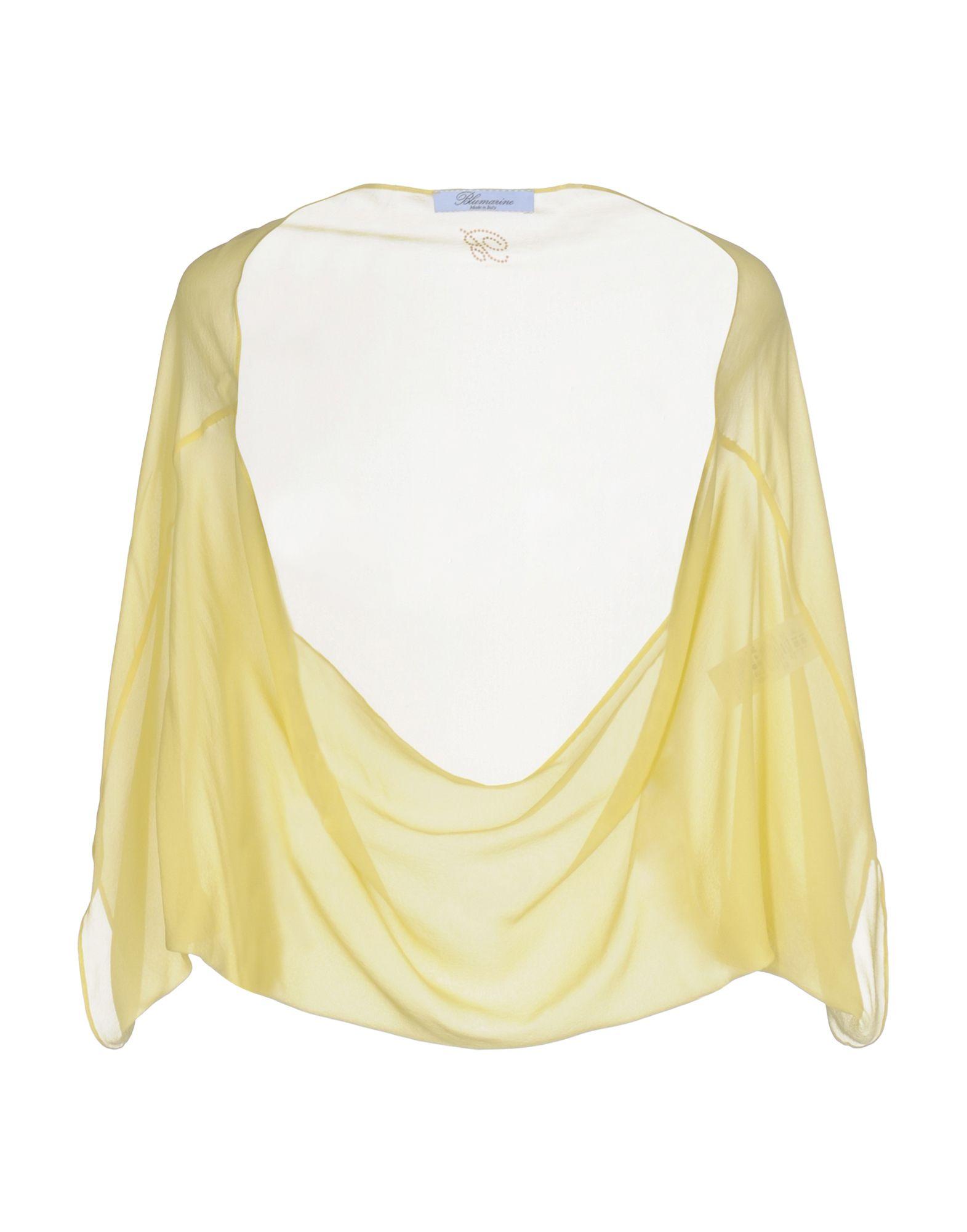 BLUMARINE Damen Bolero Farbe Gelb Größe 7
