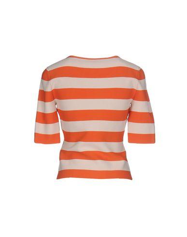 Фото 2 - Женскую футболку  оранжевого цвета