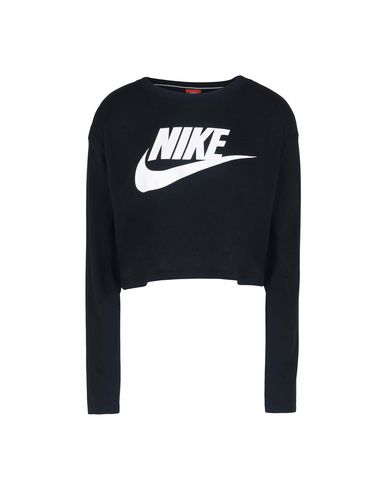 Imagen principal de producto de NIKE ESSENTIAL TOP LONG SLEEVE CROP HYBRID - CAMISETAS Y TOPS - Camisetas - Nike
