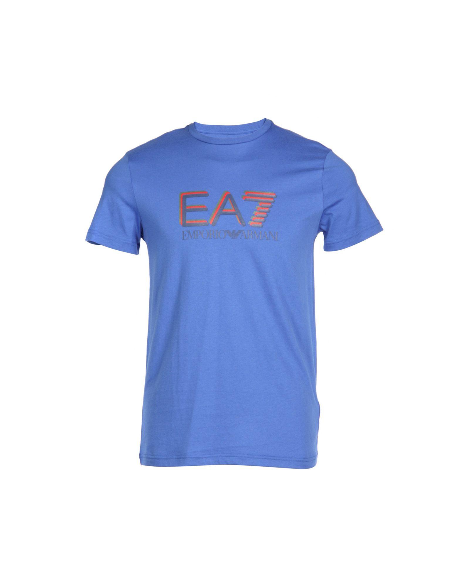 EA7 Футболка футболка ea7 ea7 ea002emuei08
