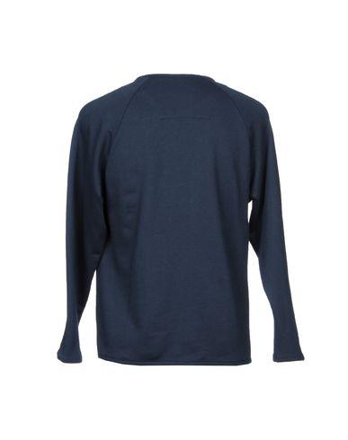 Фото 2 - Мужскую толстовку CAMO темно-синего цвета