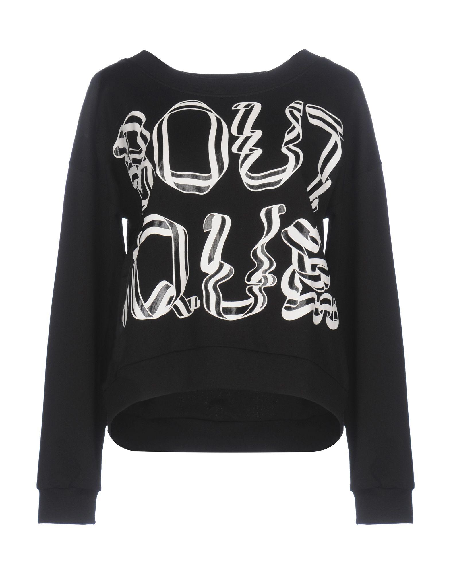 BOUTIQUE MOSCHINO Толстовка пуловер boutique moschino boutique moschino bo036ewpzi55
