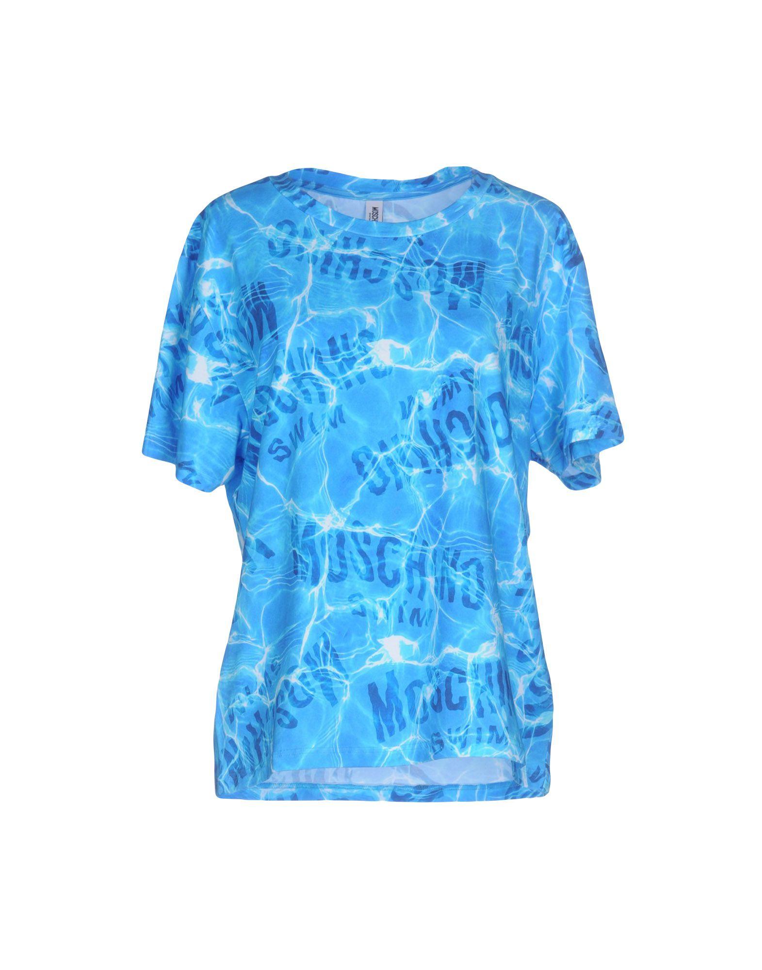 MOSCHINO Футболка футболка moschino moschino mo057ewiwk27