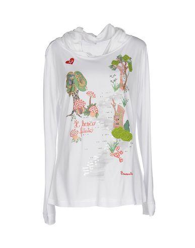 Купить Женскую футболку TUA BY BRACCIALINI белого цвета