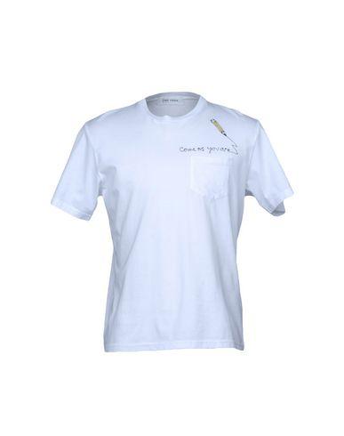Фото - Женскую футболку JIMI ROOS белого цвета