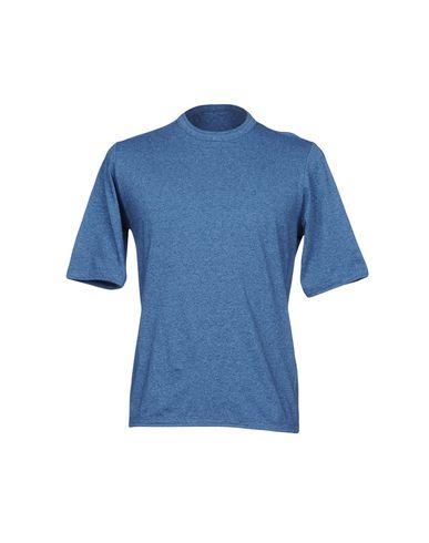 Фото - Женскую футболку CAMO синего цвета