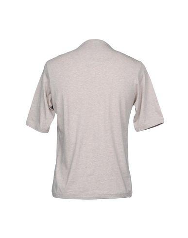 Фото 2 - Женскую футболку CAMO цвет голубиный серый