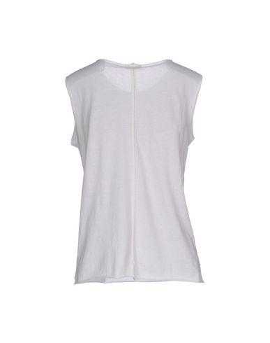 Фото 2 - Женскую футболку R13 цвет слоновая кость