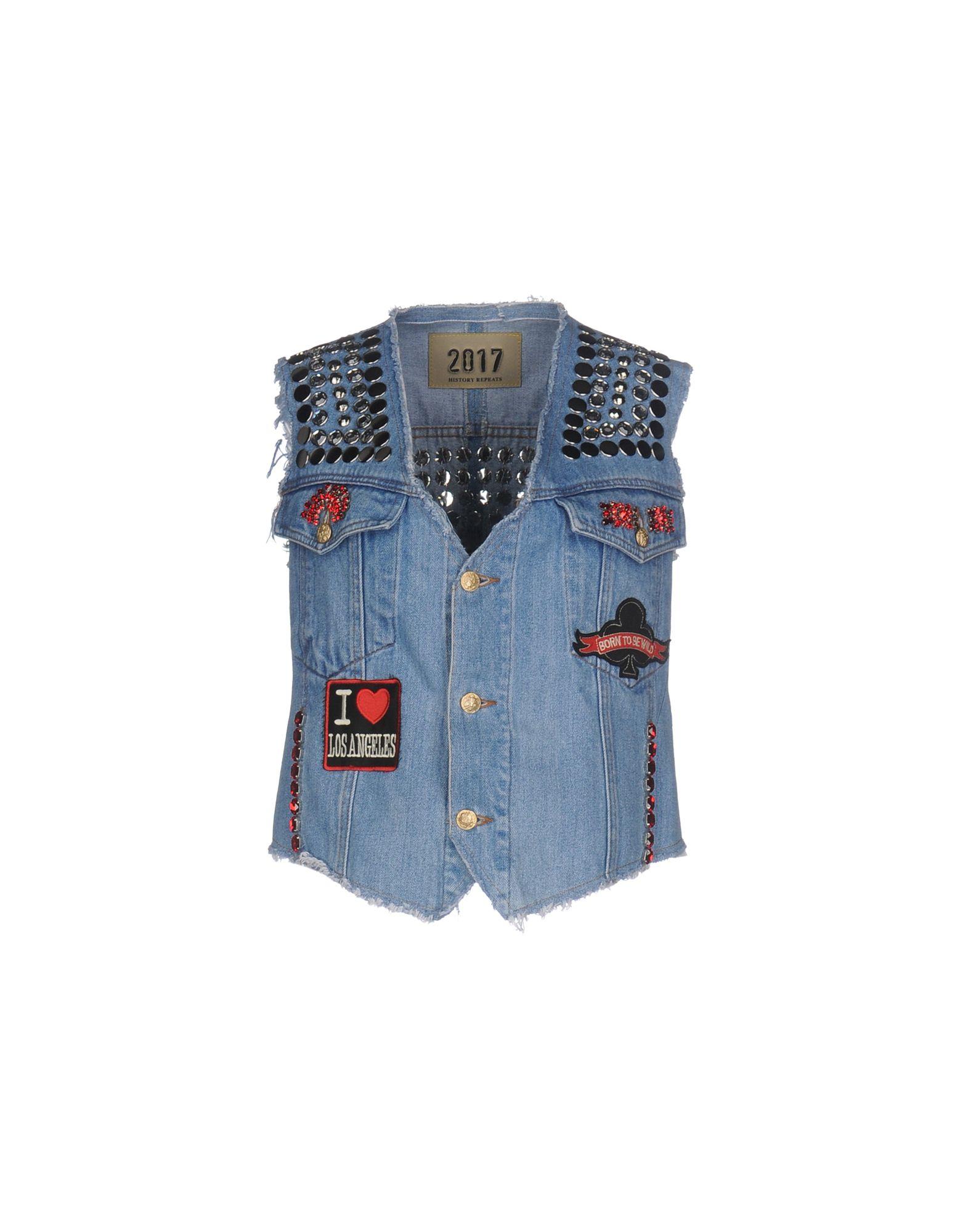 HISTORY Джинсовая верхняя одежда wood wood джинсовая верхняя одежда