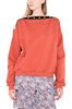 PHILOSOPHY di LORENZO SERAFINI Boat neck Philosophy sweatshirt TOPWEAR Woman d